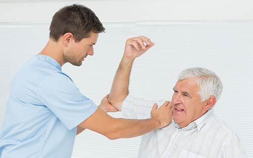 Osteopathy for the Elderly