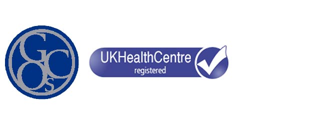 UK Health Cenre Registered